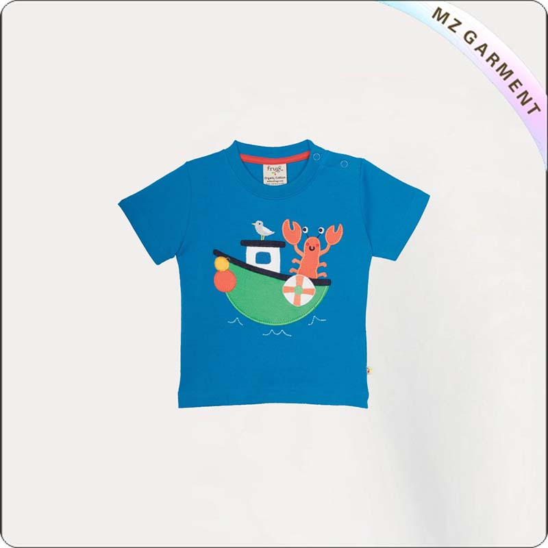 Kids Crab & Friend T-Shirt