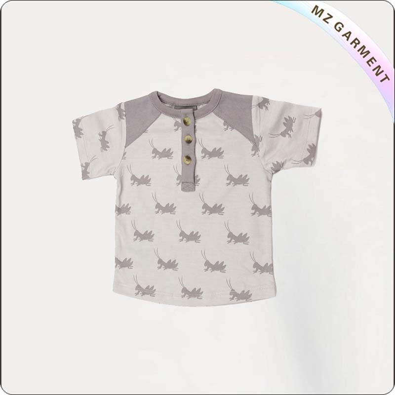 Kids Grasshopper Tee Shirt