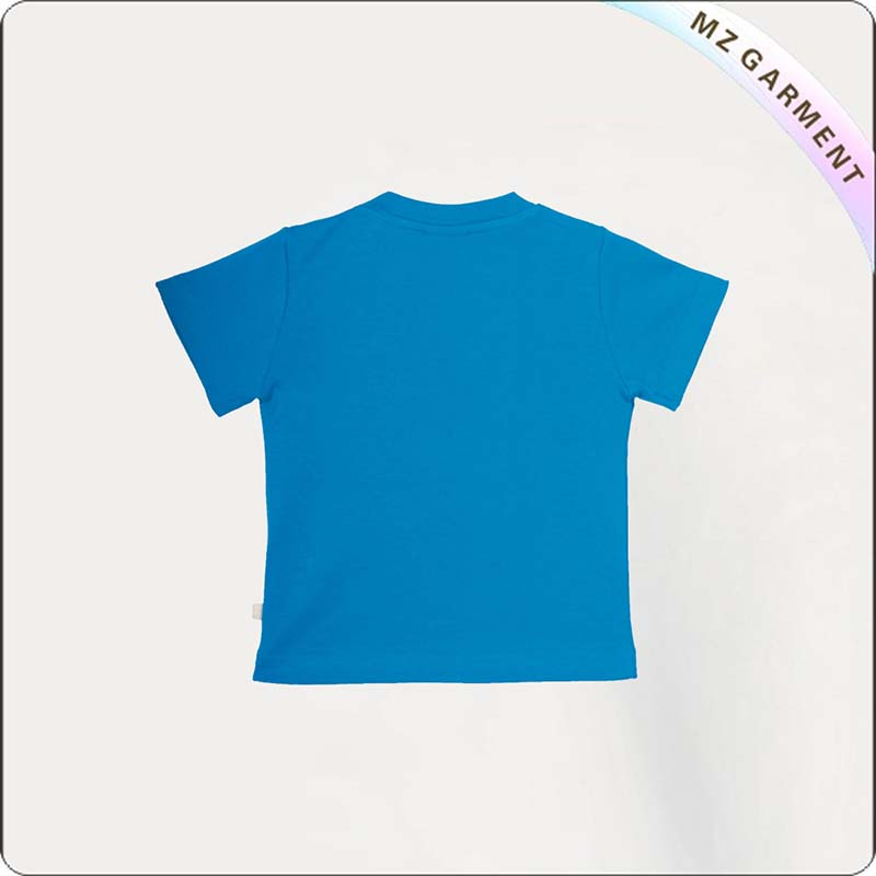 Kids Little Wheels Tee Shirt