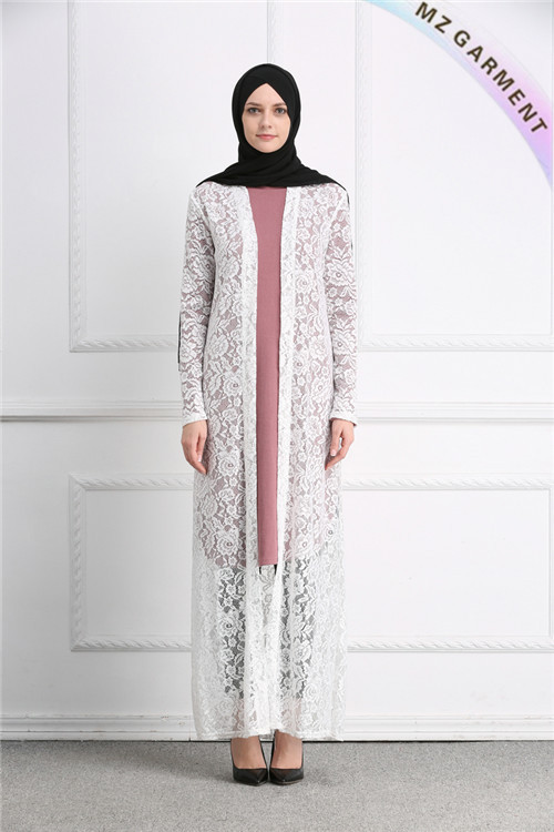 Modern Islamic Dresses Factory In China Mz Garment