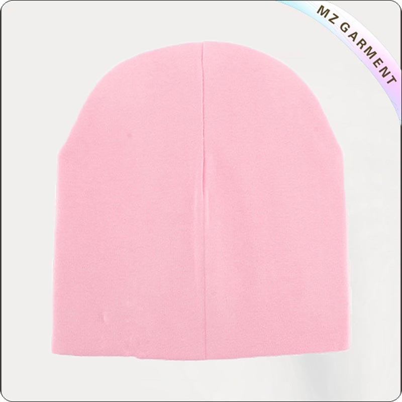 100% Organic Cotton Pink Cap