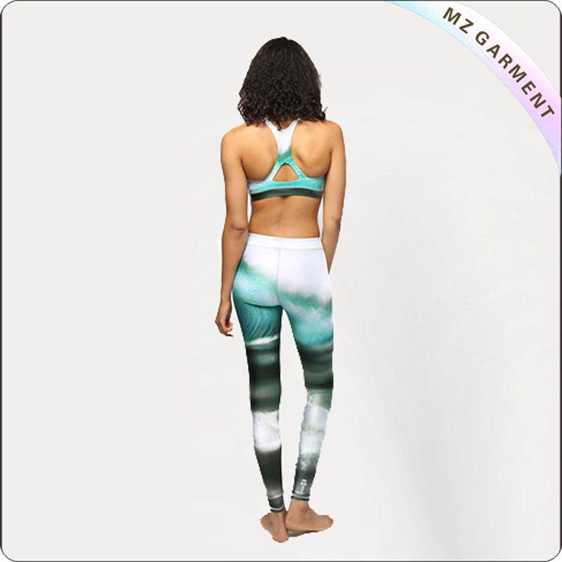 Lake Leggings Yoga Wear