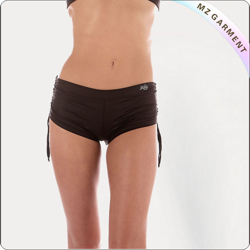 Short Black Yoga Wear