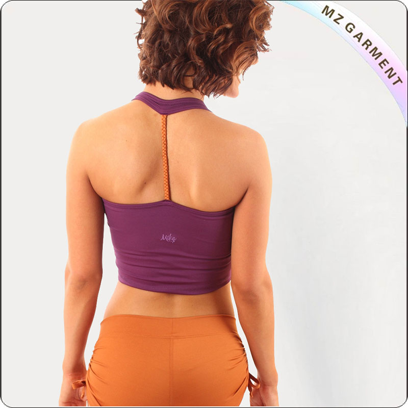 Sugarplum Copper Yoga Wear