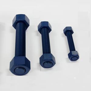 ГОСТ 7798-70 фторполимерный болт и шестигранная гайка, DN 20 мм х 140 мм