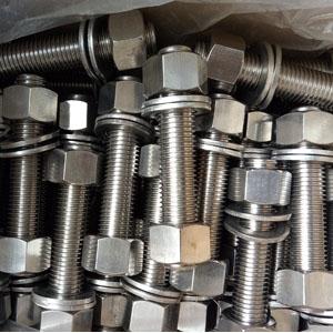 ГОСТ 7798-70 резьбовой болт из нержавеющей стали, M24 × 135 мм