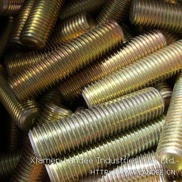 ГОСТ 7798-70 стержень с резьбой, DN (Dy) 7 мм х DN (Dy) 100 мм