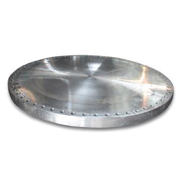 ГОСТ 12820-80 трубный глухой фланец, DN 15 - 1400 мм, 150 - 2500 Lb