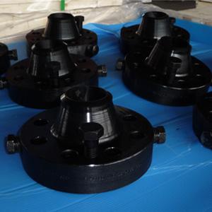 ГОСТ Р 54432- 2011 выпускной фланец черный, 300 Lb, DN 50 мм