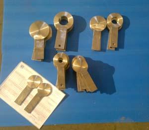 ГОСТ 12820-80 заглушка с рукояткой и фланцевая прокладка, 300 Lb, DN 40 мм
