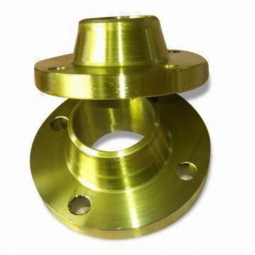 ГОСТ 1272-67 фланец приварной встык с золотым покрытием, 150 - 2500 Lb, DN 15 - 1400 мм