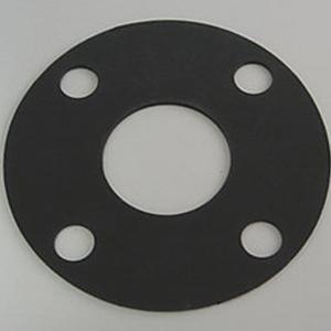 ГОСТ 9833—73 полнопрофильное резиновое уплотнение, DN (Dy) 250 мм, 150 Lb