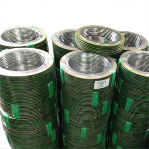 ГОСТ Р 52376-2005 прокладка спирально-навитая с внутренним кольцом из нержавеющей стали, DN 100, 150 Lb