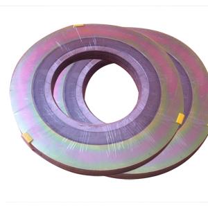 ГОСТ Р 52376-2005 спиральная прокладка, DN (Dy) 150 мм, 600LB