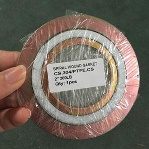 ГОСТ Р 52376-2005 спирально-навитая прокладка, DN (Dy) 50 мм, 300 Lb