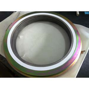 ГОСТ Р 52376-2005 стальная спиральная прокладка, DN (Dy) 250 мм, 300LB