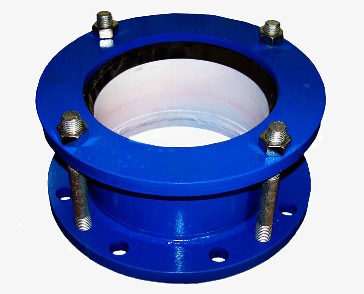 ГОСТ 28996-91 фланцевый aдаптер c электростатическим напылением, DN (Dy) 150 мм, 600 Lb