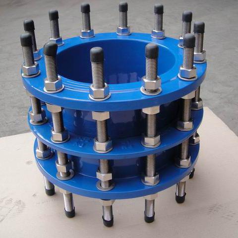 ГОСТ ИСО 2531-2012 демонтируемое соединение из ВЧШГ, DN 50 мм - DN 2000 мм, PN 10 / PN16 / PN25