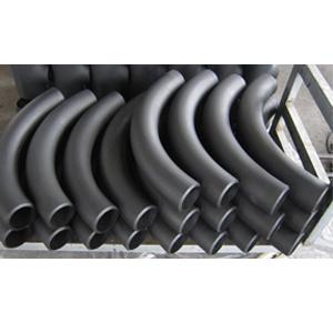 ГОСТ 17375-2001 отвод с черным покрытием, DN 100 мм, 8,56 мм