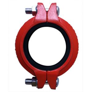 ГОСТ 8957-75 муфта для пазового соединения труб с виктолическим соединением