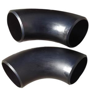 ГОСТ 22818-83 90-градусное колено бесшовное с удлиненным радиусом, DN 200 мм, 12,7 мм