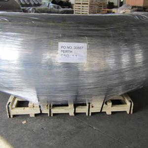 ГОСТ 24950-81 приварное колено с удлиненным радиусом, DN 1050 мм, 12,7 мм