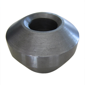ГОСТ 2.114-95 бобышка из углеродистой стали, DN (Dy) 300 мм х DN (Dy) 25 мм, 6,35 мм