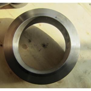 ГОСТ 2.114-95 бобышка с гладким концом трубы, DN 300 мм х DN 300 мм, 9,53 мм