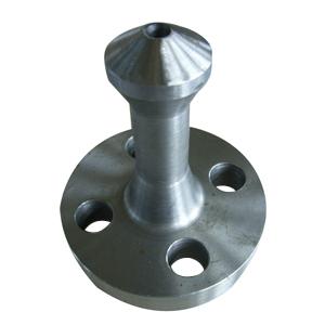 ГОСТ 2.114-95 кованая фланцевая бобышка, DN (Dy) 100 мм х DN (Dy) 40 мм, 6,02 мм х 3,68 мм