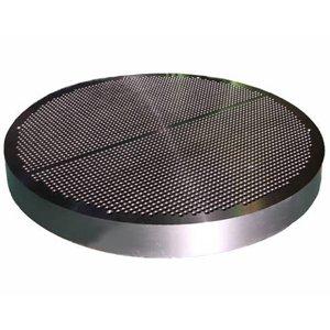 ГОСТ Р 53682-2009 трубная решетка из легированной стали, DN 1230 мм, 100 мм