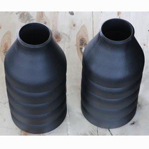ГОСТ 17378-2001 стальной симметричный переход, DN 150 мм х 80 мм