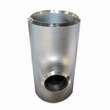 ГОСТ 17376-2001 переводной тройник из нержавеющей стали, DN 15 мм х DN 840 мм, SCH5 - SCH160