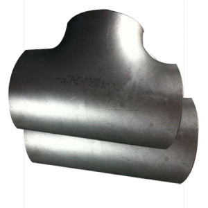 ГОСТ 17376-2001 равнопроходной тройник из дуплексной нержавеющей стали, DN (Dy) 100 мм, 11,13 мм