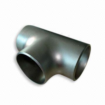 ГОСТ 17376-2001 равнопроходной тройник из нержавеющей стали, DN 15 мм х DN 840 мм, SCH5 - SCH160