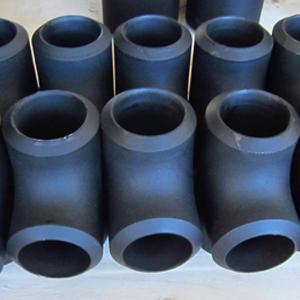 ГОСТ 17376-2001 равнопроходной тройник из углеродистой стали, DN 65 мм, 9,53 мм