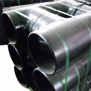 ГОСТ 17376-2001 стальной равнопроходной тройник, DN (Dy) 15 мм - DN (Dy) 1080 мм, SCH5 - SCH160