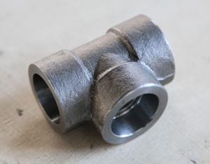 ГОСТ 17376-2001 тройник из кованой стали, 3000 Lb, DN (Dy) 20 мм