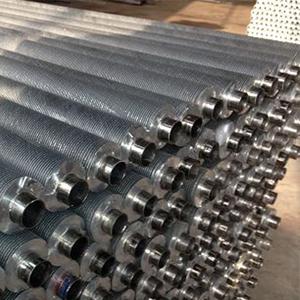 ГОСТ 18475-82 алюминиевая ребристая труба, 25 - 88 мм, 0,25 мм - 0,45 мм