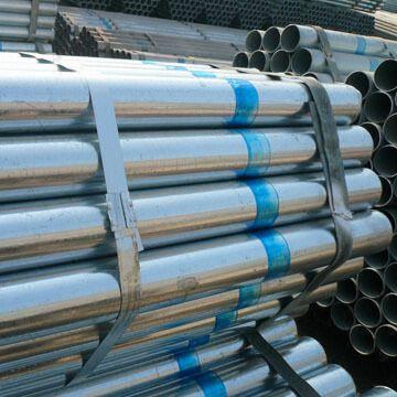 ГОСТ 30563-98 оцинкованная труба, 21,3 - 219 мм, 1,8 мм - 20 мм, 90 - 120 г/м2