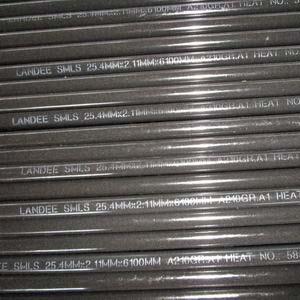 ГОСТ 30563-98 стальная бесшовная труба, DN (Dy) 25,4 мм, 2,11 мм, 6100 мм