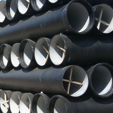 ГОСТ ISO 2531-2012 черные чугунные трубы, DN (Dy) 80 мм - DN (Dy) 800 мм, 1,8 мм - 20 мм