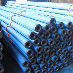 ГОСТ Р 50278-92 утяжелённая бурильная труб, 158,8 х 9,15 мм, 43,7 мм