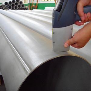 ГОСТ 9941—81 сварная труба из нержавеющей стали, DN (Dy) 400 мм, 7,92 мм, 6 м