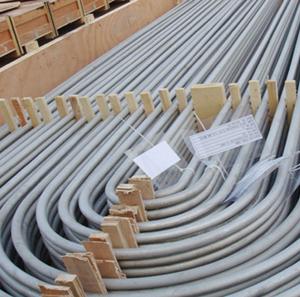 ГОСТ 9941—81 U-образная труба из нержавеющей стали, DN 25,4 мм, 2,77 мм