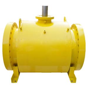 Цельносварной кованый шаровой клапан, DN 500 мм, 600 LB