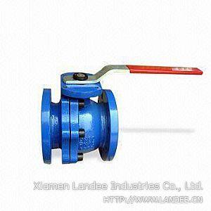 ГОСТ 21345-2005 Клапан шаровой из литейного чугуна,PN10, PN16, DN (Dy) 15 - 1600 мм