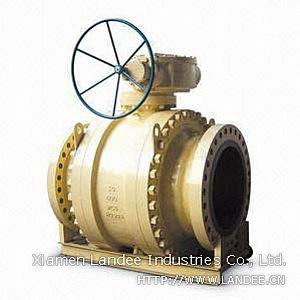 ГОСТ 21345-2005 Клапан шаровой из литой стали,150 - 2500 Lb, DN (Dy) 15 - 900 мм