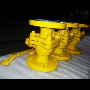 ГОСТ 28343-89 Клапан шаровой с суженным проходом, 150 LB, DN 40 мм - DN 30 мм