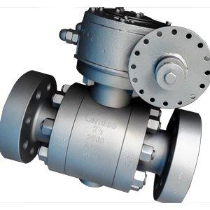 ГОСТ 28343-89 шаровой клапан с кольцевой прокладкой, DN (Dy) 65 мм, 2500Lb