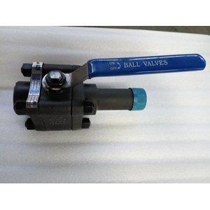 ГОСТ 28343-89 шаровой клапан с рычажным приводом, DN (Dy) 40 мм, 800 LB, 7,14 мм